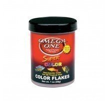 Omega One Super Color Flakes Con Esaltatori Di Colore Naturale