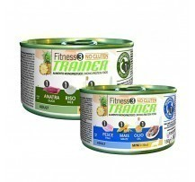 Trainer Fitness3 No Gluten Adult Mini 150 Gr Per Cani Adulti Di Piccola Taglia