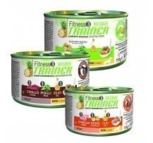 Trainer Fitness3 No Grain Senza Cereali Adult Mini 150 Gr Per Cani Adulti Di Piccola Taglia