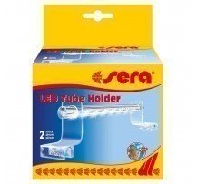 Sera Led Tube Holder Clear Supporto In Plexiglass Per Tubi A Led Su Acquari Aperti