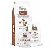 Brit Care Weight Loss Rabbit & Rice Per Cani In Sovrappeso