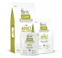 Brit Care Adult Small Breed Lamb & Rice Per Cani Adulti Di Piccola Taglia