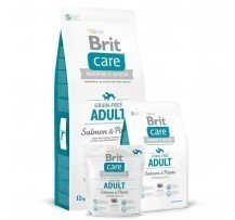 Brit Care Grain-free Adult Salmon & Potato Cani Adulti Di Taglia Piccola E Media