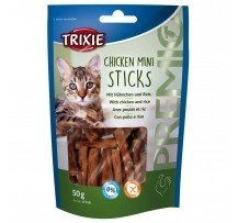 Trixie Snack Premio Chicken Mini Sticks 50gr