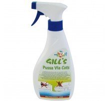 Gill's Disabituante Pussa Via Cats 300 Ml.