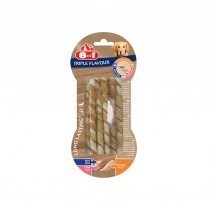 Tetra 8in1 Triple Flavour Twisted Sticks 10  Pezzi