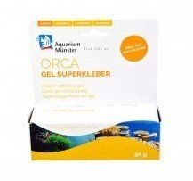 Aquarium Munster Orca Gel Superglue 50gr Ideale Per Aquascaping