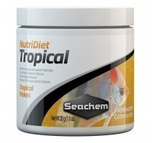 Seachem Nutridiet Tropical Flakes Mangime Completo Per Pesci Tropicali