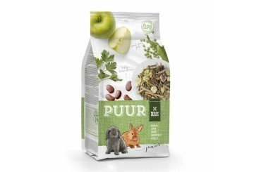Puur Rabbit Junior 600 Gr. Alimentazione Naturale Per Conigli