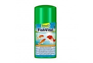 Tetra Pond Fishvital Vitamine Per Pesci E Piante 250 Ml.