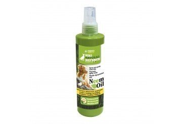Croci Niki Natural Defence Spray Per Il Pelo Con Olio Neem 250 Ml.