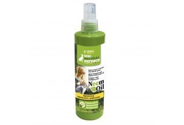Croci Niki Natural Defence Spray Per Cucce E Tessuti Con Olio Di Neem Antiparassitario 250 Ml.